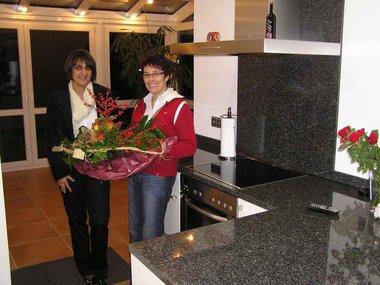 Häcker küchen forum  Küchenforum Stutzinger in Landstuhl: Küche Schmidt aus Schiffweiler